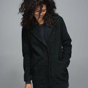 Size 6 - Lululemon Cozy Car Coat